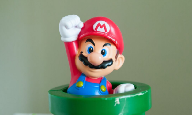 Wcieniu Nintendo