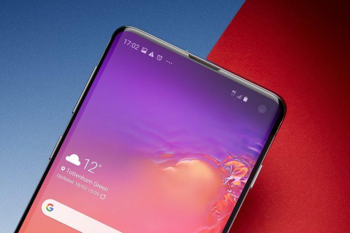 Samsung chce użyć pierwszego aparatu podwyświetlaczem!