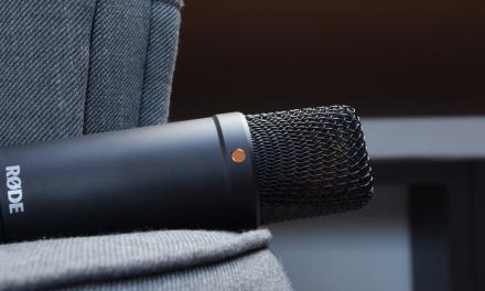 Rode NT-1 – jak uzyskać mistrzowski głos?