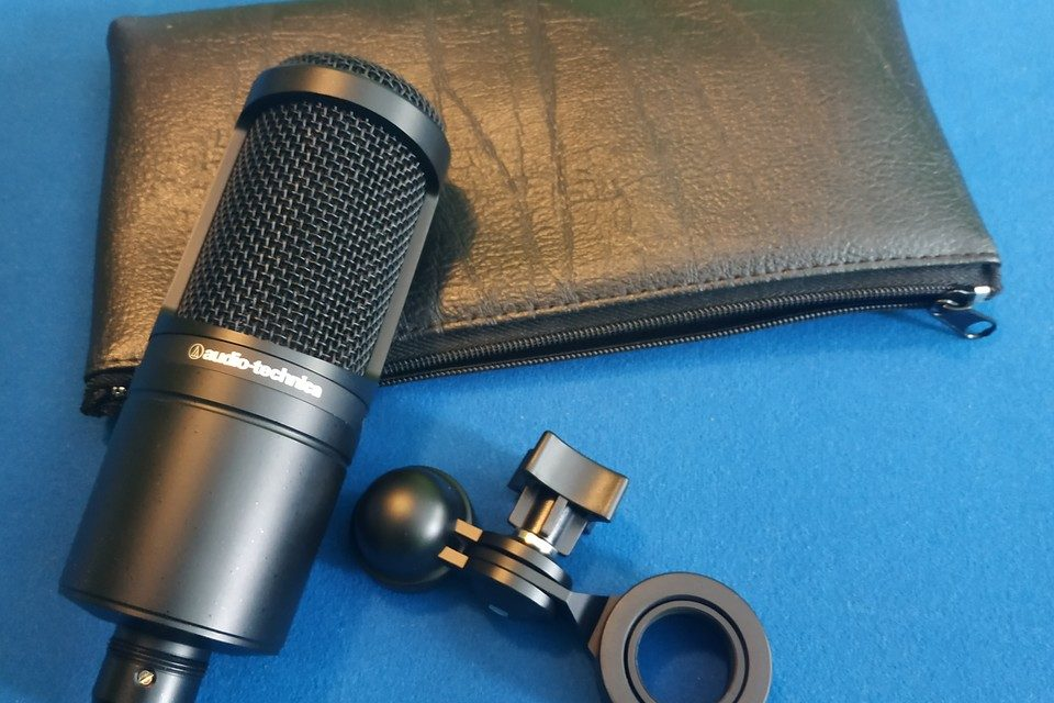 Więcej sprzętu niż talentu – sprzęt dla amatora podcastera