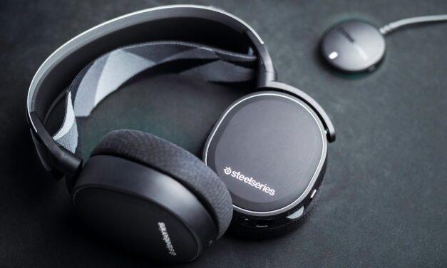 SteelSeries Arctis 7 – kiedy liczy się dźwięk imobilność…